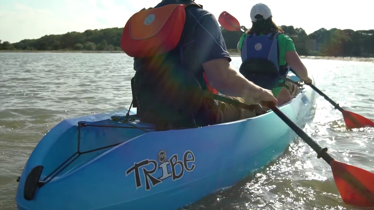 3 Kickass Sit On Top Kayaks for Beginners: The Definitive
