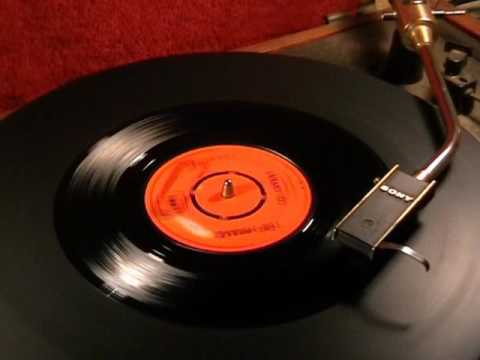 The Mirage - Go Away - 1965 45rpm