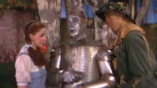 The Wizard of Oz (1939) - Tin Man's Dance