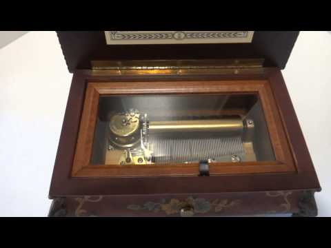 Reuge 50 note music box