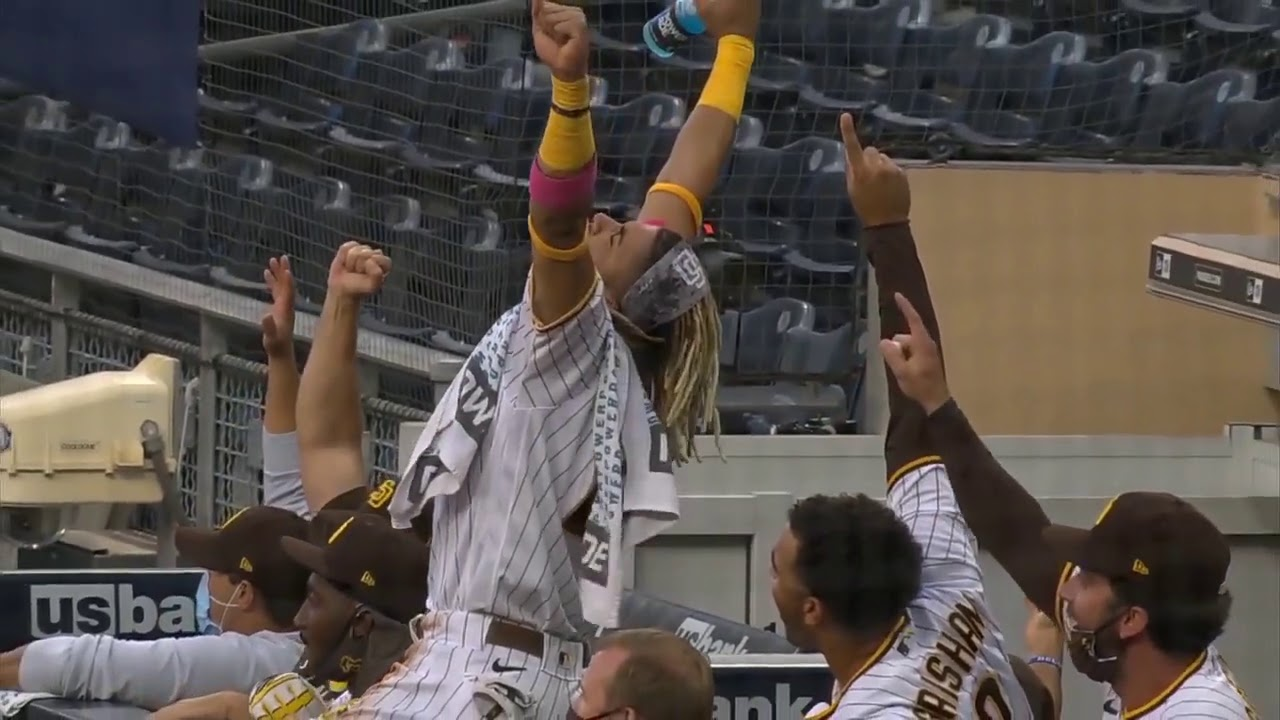 The Slam Diego Padres Do It AGAIN! Jake Cronenworth Hits Another Grand Slam for the Padres!