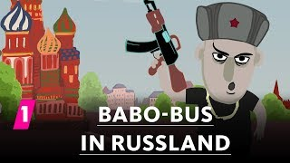 Babo-Bus: In Russland | 1LIVE