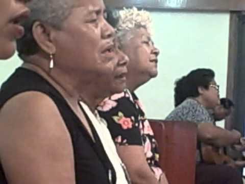 Saipan chalan Kanoa church.