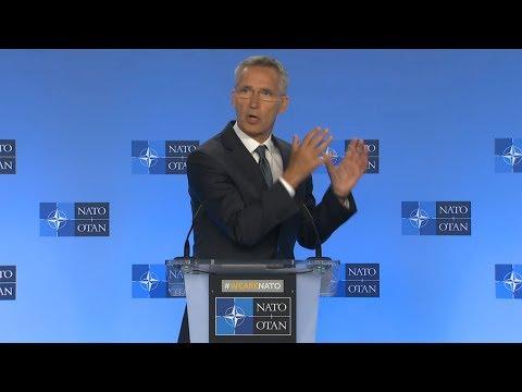 Столтенберг: страны НАТО полностью поддерживают решение США выйти из ДРСМД