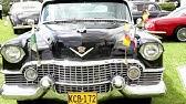Exhibición de autos clásicos - YouTube