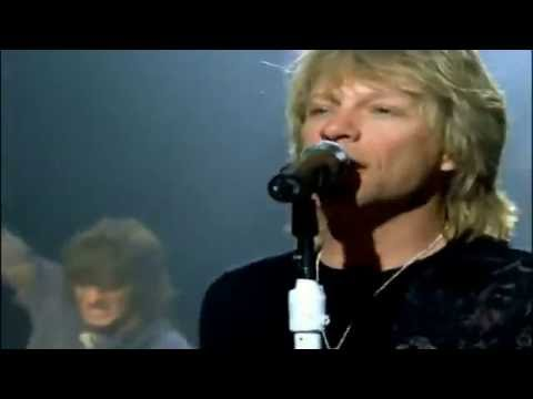 Bon Jovi - Como yo nadie te ha amado (Music Video + Letra)