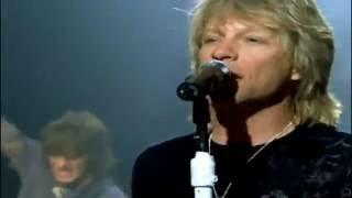Bon Jovi - Como yo nadie te ha amado (Music Video + Letra)