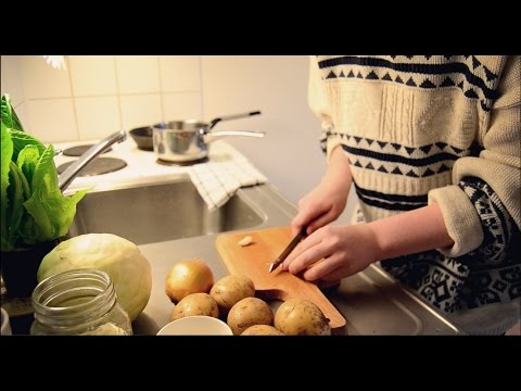 Finland #29 // Cooking and Talking-Sunday