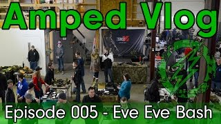 Amped Vlog Episode 005 - The Amped Airsoft Eve Eve Bash