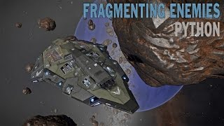 Elite:Dangerous. Full Fragment Cannon Build with Engineer mods