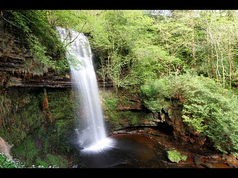 Image result for Glencar Sligo Ireland's highest waterfall