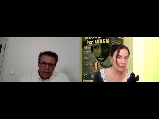 Interview zur Coronakrise mit Efraim Yehoud Desel, von PD Dr  Karin Schnebel