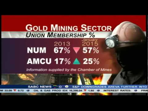 Gold Mining companies and unions to prepare for difficult wage negotiations