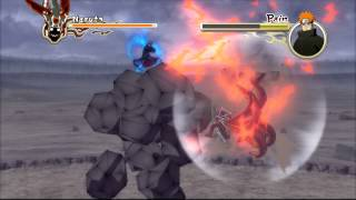 Naruto Shippuden: Ultimate Ninja Storm 2 - Naruto vs Pain Boss Battle [PS3]