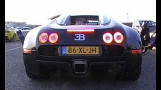 Bugatti Veyron EB16.4 engine sound!!