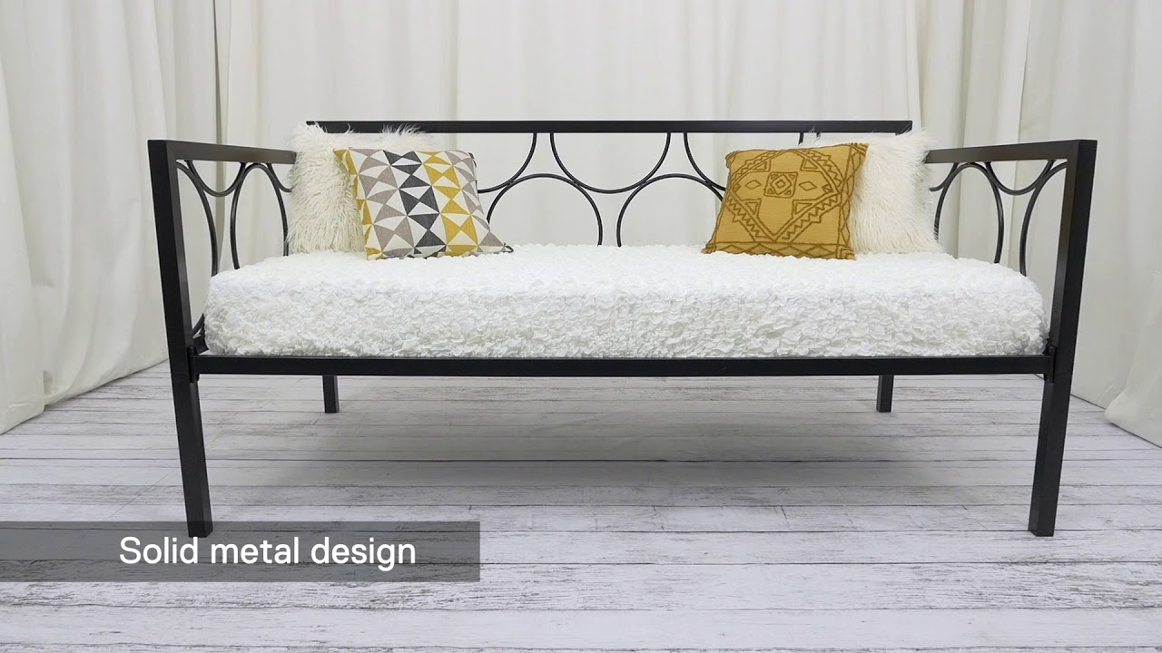 5545096 DHP Rebecca Metal Daybed