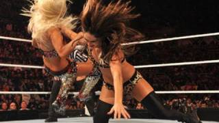 Raw: Daniel Bryan, Nikki & Brie Bella vs. DiBiase, Maryse & Alicia Fox thumbnail
