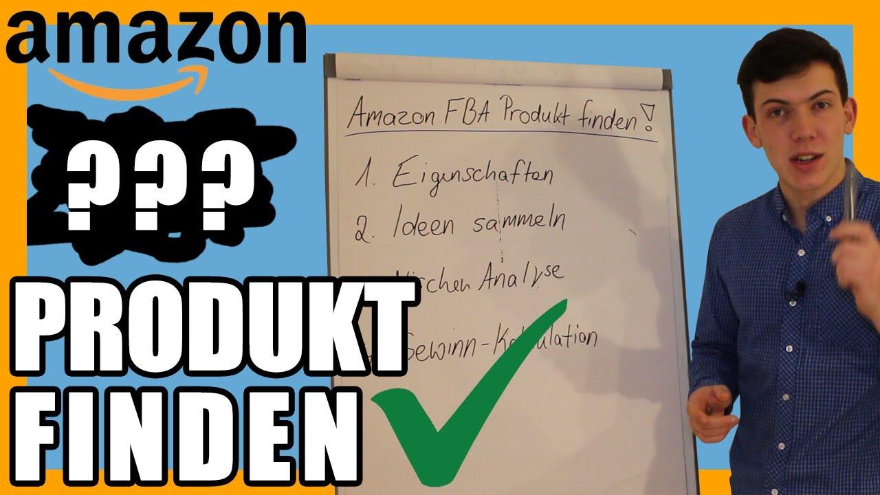 Amazon FBA Produkt finden - Diese Eigenschaften braucht ein gutes Amazon FBA Produkt 2019