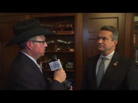 Nebraska Congressman Talks Key Cattle Industry Issues