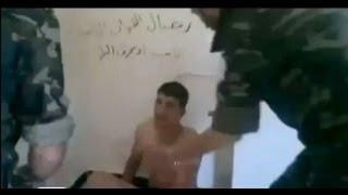 مفزع ..حالات اغتصاب قوات بشار والشبيحة لرجال ونساء سوريا