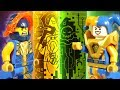 LEGO NEXO KNIGHTS THE MOVIE PART 6 THE TECH INFECTION mp3