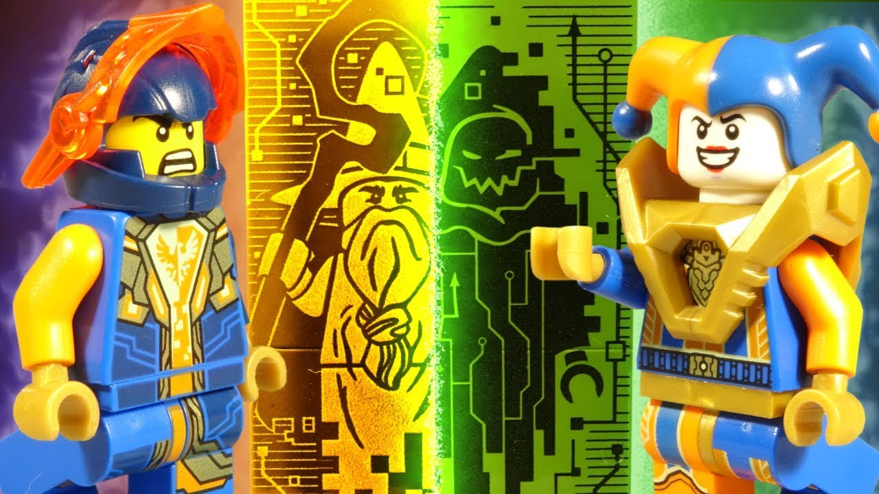 Lego Nexo Knights The Movie Part 6 The Tech Infection
