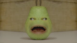 The Annoying Orange: Annoying Pear Has a Sparta remix