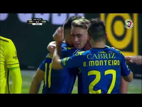 Resumo do Paços Ferreira 0-2 Tondela (Liga 22ªJ)