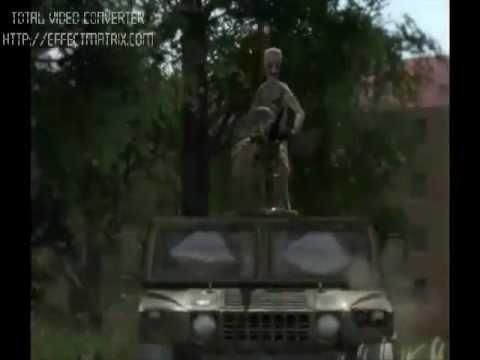 ทหารไทยปะทะเอเลี่ยน Battle BKK 2013 ภาค1