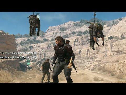 Episode 8: Occupation Forces S Rank & Mission Tasks - Metal Gear Solid V: The Phantom Pain