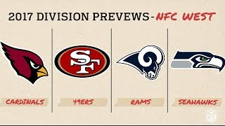 NFC West 2017 Division Preview | Move the Sticks | NFL