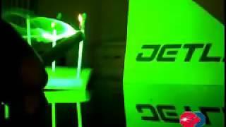 200mW レーザーポインター、超強力 操作性、高級感、携帯性抜群の強力20...