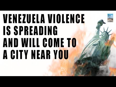 Venezuela MASS PANIC! Food Shortages, Power Outages, HUGE Clashes! Will You Be Next?