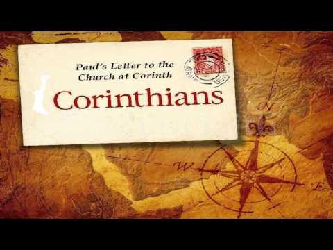 1- First Corinthians. The First Church of Corinth. 1 Corinthians 1:1-9.
