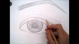 Видео урок разбор схемы Smoky eyes (Смоки)