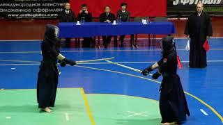 Kendo   Japan ambassadors cup   Nov  3, 2019 |  - Final (Sobolev KFK white vs Fedchuk KFK red)