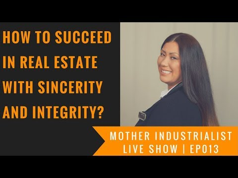 Judy Glassman: How To Succeed In Real Estate With Sincerity And Integrity? | EP013 (2017)