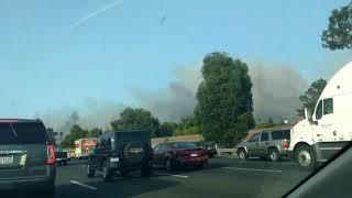 Пожары В Калифорнии 18+