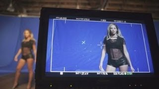 Beyoncé Reveals Pepsi Commercial Behind-the-Scenes