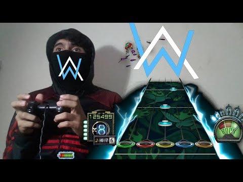 [Guitar hero 3] - Faded (Spanish Version) - Alan Walker