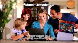 Vistaprint Calendar TV Advert for Ireland (2011)(, 2011-09-23T13:46:42.000Z)