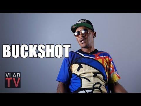 Buckshot on Working with Eminem, Eminem...