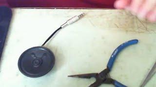 動手DIY系列 01 - 3.5mm端子焊接教學