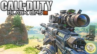 Black Ops 3: SNIPING GAMEPLAY! Locus Sniper & Quickscoping Gameplay (BO3 Multiplayer)