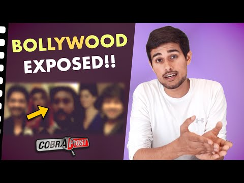 Cobrapost Expose on Bollywood | Did Celebrities do any Wrong? Opinion By Dhruv Rathee
