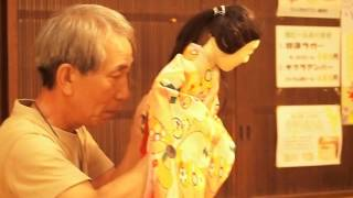佐渡 文弥人形とセッション