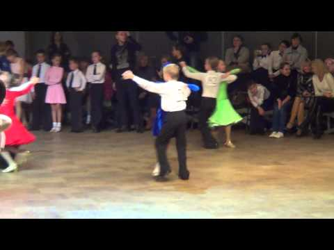 спортивно-бальные танцы турнир Стиль Запорожье 21.10.12
