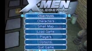 X-Men Legends for GameCube - Gameplay