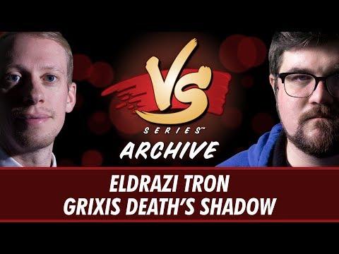62717  Todd Stevens Vs. Brad: Eldrazi Tron Vs. Grixis Death's Shadow Modern