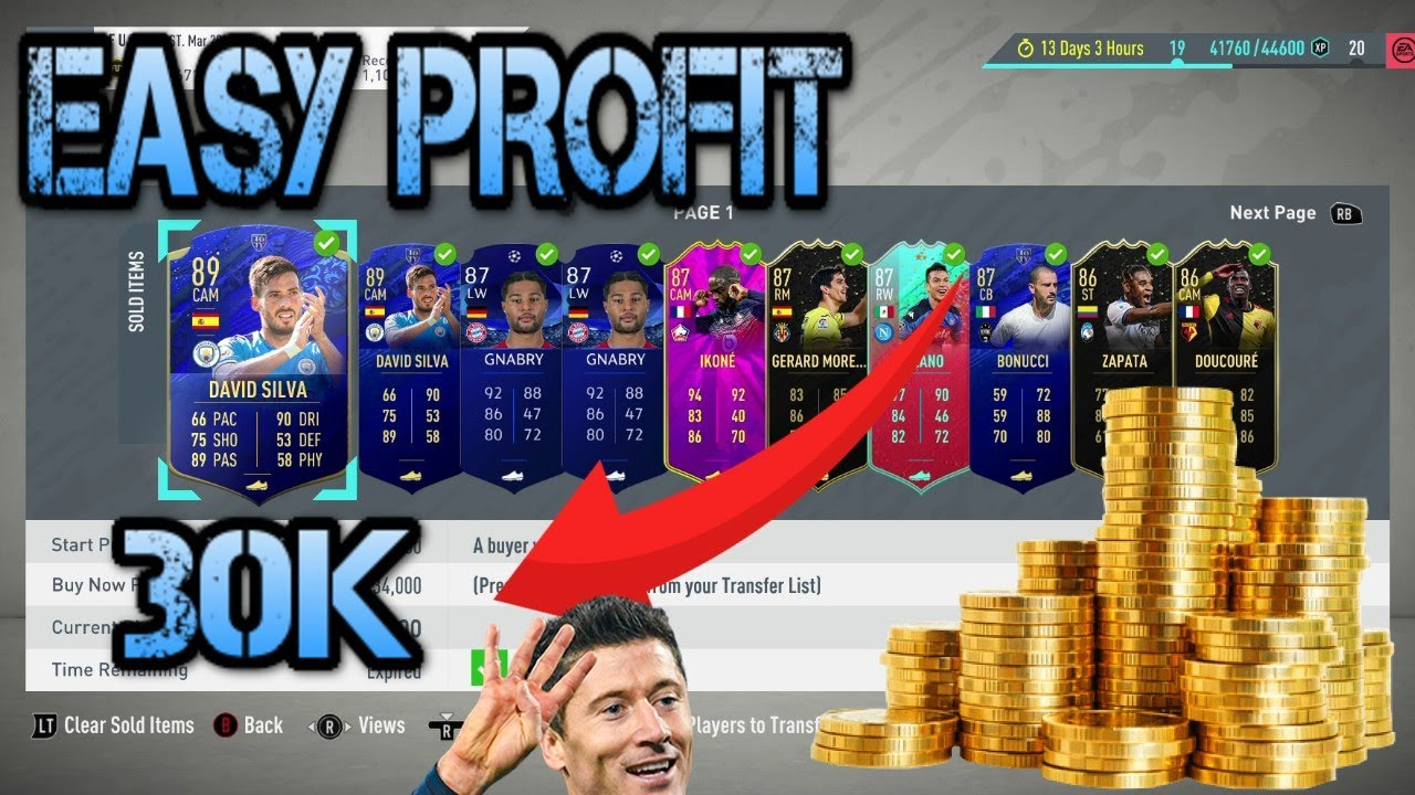 ultimate team trading tipps